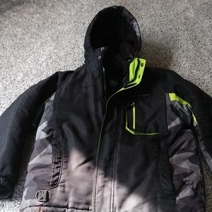 ZeroXposur Boys 3 in 1 winter coat